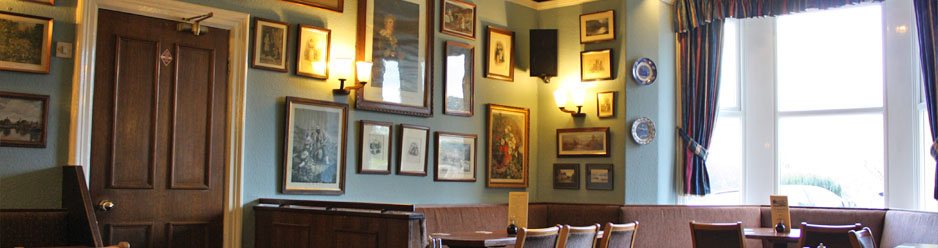 Coledale Bar area