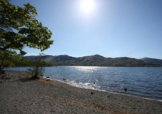 Derwentwater and Catbells